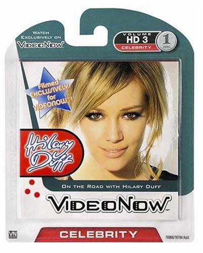Videonow Personal Video Disc: Hilary Duff #3