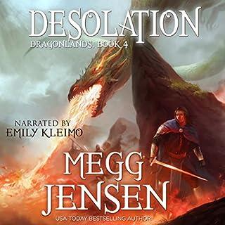 Desolation audiobook cover art
