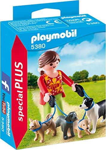 PLAYMOBIL Special Plus 5380 Hundesitterin, Ab 4 Jahren