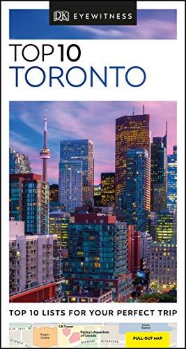 DK Eyewitness Top 10 Toronto (Pocket Travel Guide)