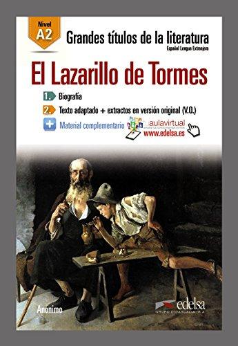 La vida de Lazarillo de Tormes. Con espansione online: nivel a2