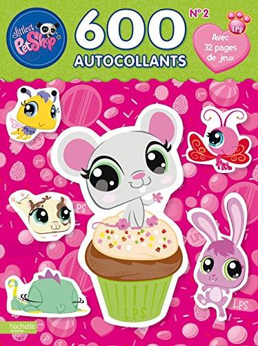 600 Autocollants Littlest Petshop N2: 2269090