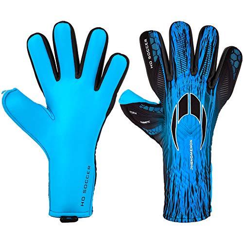 HO Phenomenon Magnetic II Rocket Blue Goalkeeper Gloves Size...