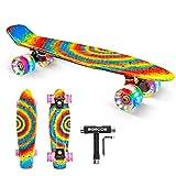 SGODDE Skateboard Bambini, 22