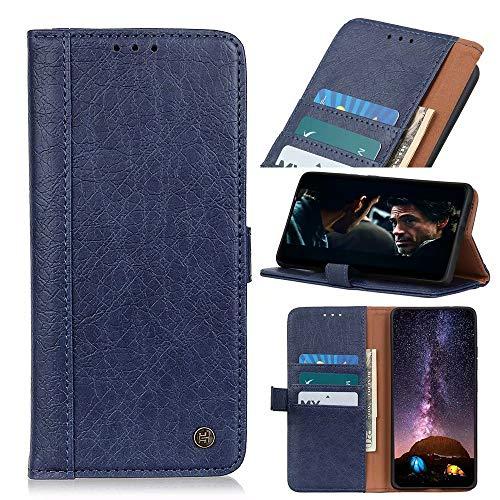 Handyhülle für Samsung Galaxy M31S Hülle, Samsung Galaxy M31S Klapphülle, Leder Samsung Galaxy M31S Schutzhülle Hülle Tasche, Handytasche für Samsung Galaxy M31S Handy Hüllen Blau