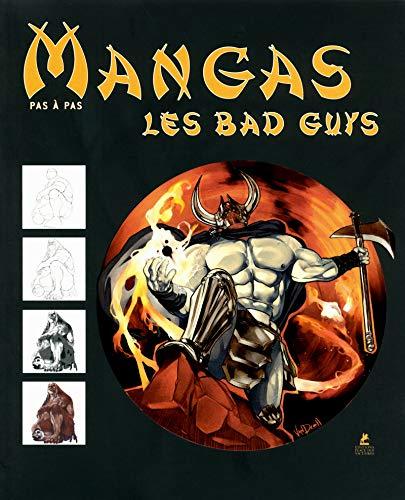 Les mangas Bad Guys, dessiner pas à pas