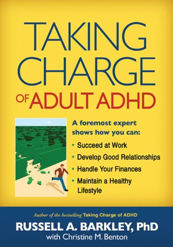 Download Taking Charge Of Adult ADHD (English Edition) 
