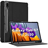 ProCase Funda para Samsung Galaxy Tab S7 11' 2020 SM-T870 / T875 / T878, Smart Cover Carcasa Delgada...