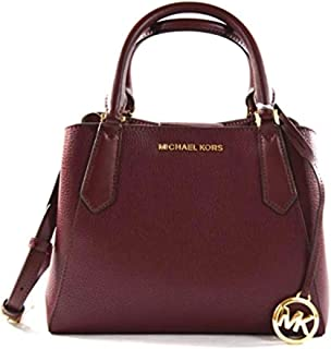 Michael Kors Kimberly Small Satchel Handbag Crossbody Bag