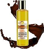 Traubenkernöl Massage 200 ml (Schokolade)
