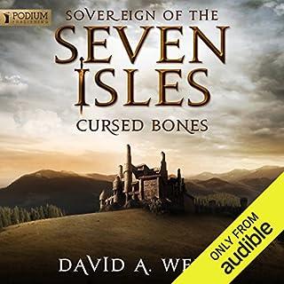 Cursed Bones audiobook cover art