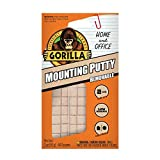 Gorilla 取り外し可能なマウントパテ、オフホワイト