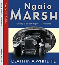 Death in a White Tie (CD) by Ngaio Marsh (August 28,2008)