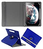 "Hello Zone 360° Rotating 7"" Inch Flip Case Cover Book Cover for Kindle"