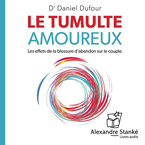 Le tumulte amoureux audiobook cover art