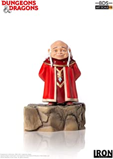 Iron Studios Dungeons & Dragons Collection - The Dungeon Master Collectible Figure 4.5 Inches Polystone Hand Painted Statue - BDS Art Scale 1:10