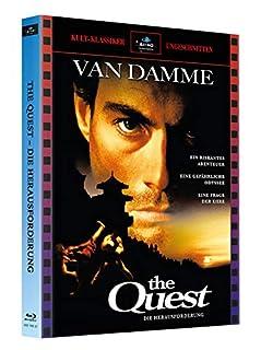 The Quest - Die Herausforderung - Mediabook Cover A - Limitiert auf 250 Stück [Blu-ray]