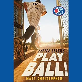 Play Ball! audiobook cover art
