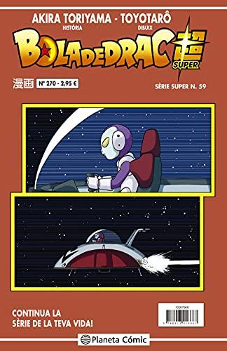 Bola de Drac Sèrie Vermella nº 270 (Manga Shonen)