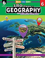 180 Days of Geography for Sixth Grade (Practice, Assess, Diagnose)