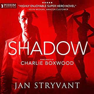 Shadow audiobook cover art