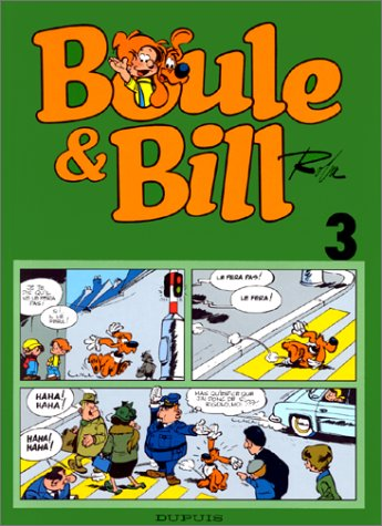 Boule et Bill, tome 3