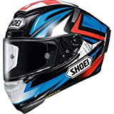Shoei Motorradhelm Eugene Laverty X-Spirit 3 TC-4, Grün
