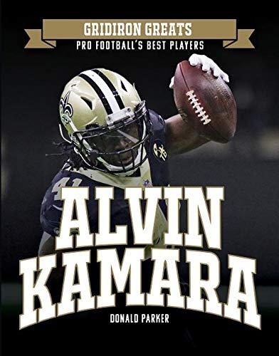 Alvin Kamara (Gridiron Greats: Pro Football