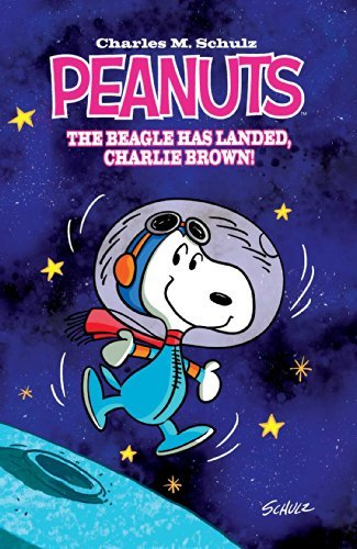 Peanuts The Beagle Has Landed, Charlie Brown Original Graphic Novel by Vicki Scott Paige Braddock(2014-06-10)