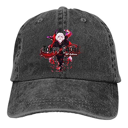 to-Kyo GH-OulCowboy Hat Gorra de béisbol Retro Lavable Ajustable de algodón