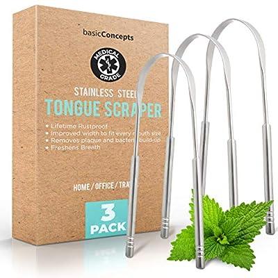 Tongue Scraper Pack Cure