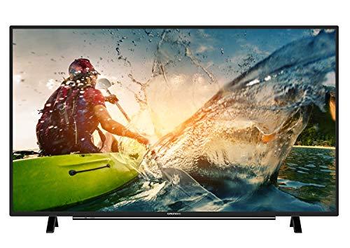 Grundig Intermedia 43 VLE 5000 BG 108 cm (43 Zoll) Fernseher (Full HD, HD Triple Tuner) Schwarz