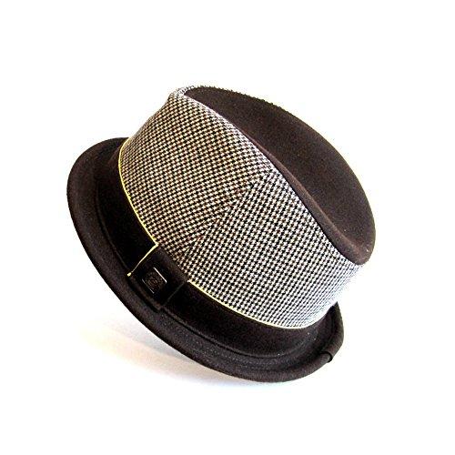 DASMARCA Dasmarc-Collection Hiver Marron-Chapeau en Tweed-Philip-M