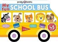 My Fun School Bus (Lift-The-Flap Tab Books)