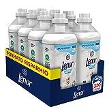Lenor Ammorbidente Lavatrice Concentrato Baby, 320 Lavaggi (8 x 40), Profumo Delicato, Ideale per Pelli Sensibili, Ideale per Neonati, Ipoallergenico, Maxi Formato