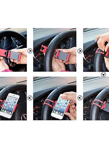 ll1775 Colorful Universal Coche Volante Funda para teléfono Soporte para iPhone y...