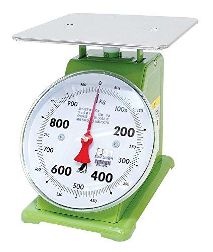 シンワ測定(Shinwa Sokutei) 上皿自動秤 1kg D型 70079