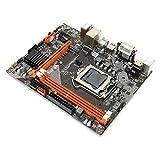 Pusokei Placa Base de Escritorio, chipset Principal Intel B75, Memoria DDR3 1600/1333/1066 MHz, CPU LGA 1155, 2 Ranuras de Memoria DDR3, 1 Ranura para gráficos PCI-EX16, Interfaz de E/S, 1155 Pines