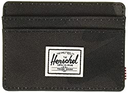 commercial Herschel Charlie RFID Day / Night Camouflage 1 size for all minimalist wallets