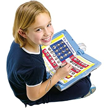 Amazon.com: LeapFrog Quantum Pad Learning System: Office ...