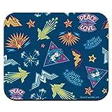 Wonder Woman Movie Sticker Pattern Low Profile Dünne Mauspad Mousepad