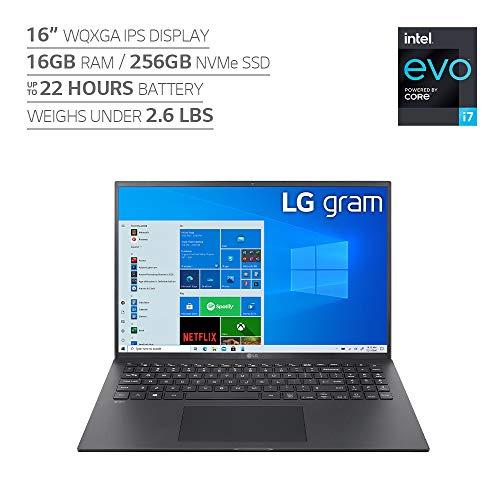 LG Gram Thin & Light Laptop - 16