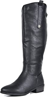 Best black high boots Reviews