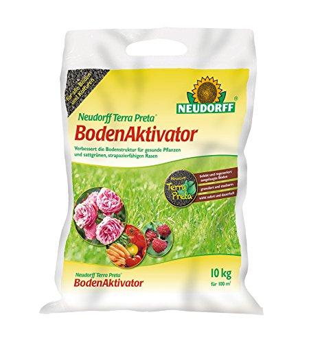 Neudorff Terra Preta Bodenaktivator 10 kg - Bodenberbesserer