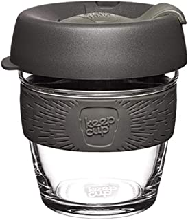 KeepCup BNIT06 Brew 6oz Nitro, Glass, 6 Fluid_Ounces
