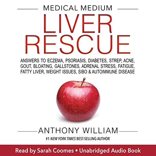 Medical Medium Liver Rescue audiobook cover art
