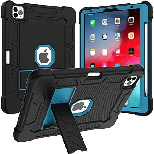 AICase for iPad Air 4 Case 2020 New iPad Air 10 9 Cases Kickstand Shockproof Heavy Duty Rubber product image