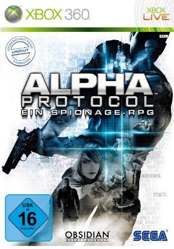 Alpha Protocol (uncut) [Importación alemana]
