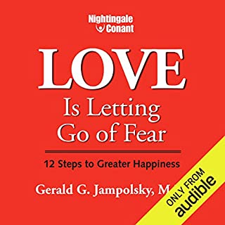 Love Is Letting Go of Fear cover art
