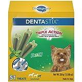PEDIGREE DENTASTIX Dental Dog Treats for Toy/Small Dogs Fresh Flavor Dental...